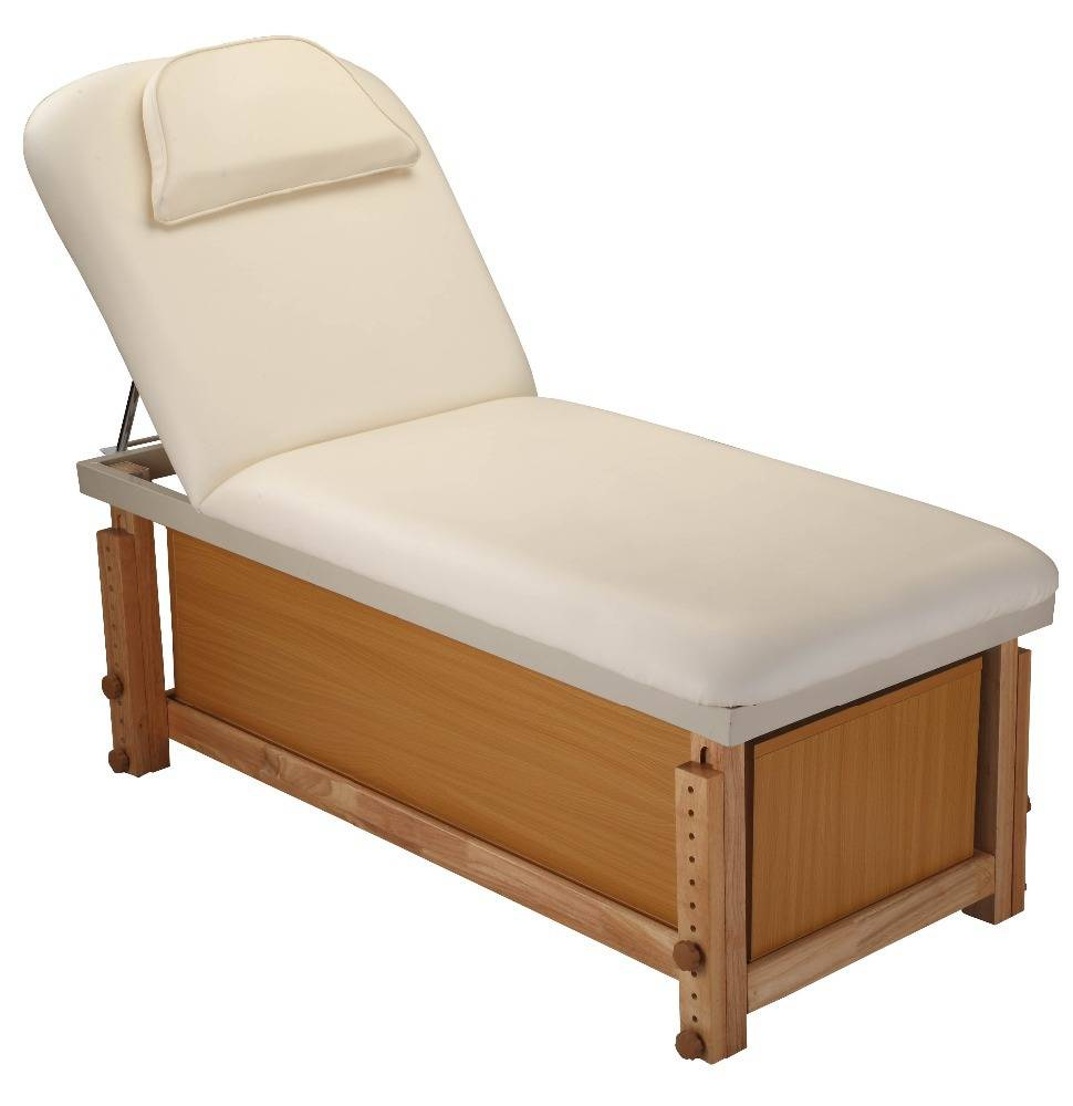 Durable beauty salon items facial bed