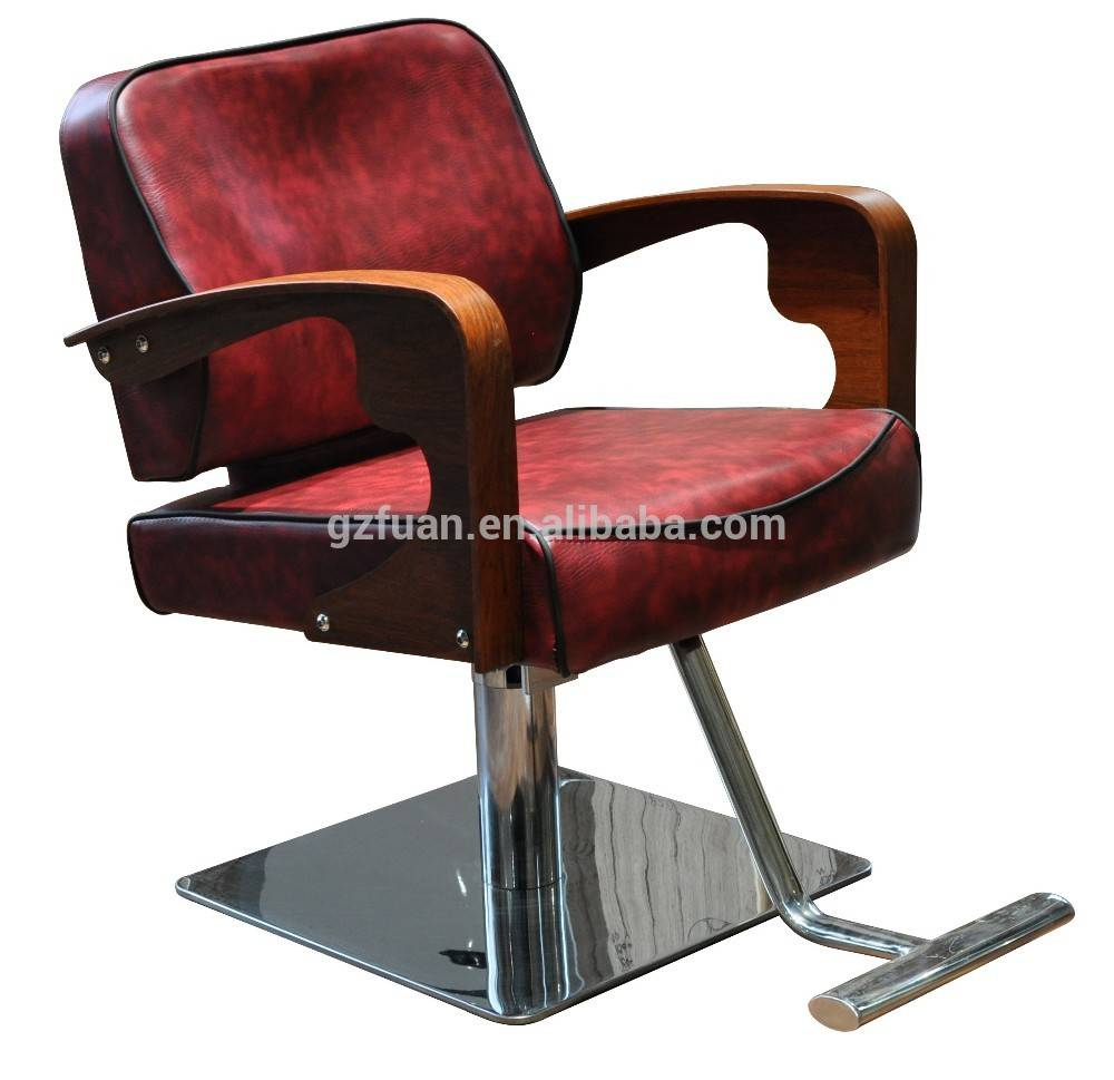 Modern Wholesale Salon Furniture Portable Cheap Barber Chair for sale