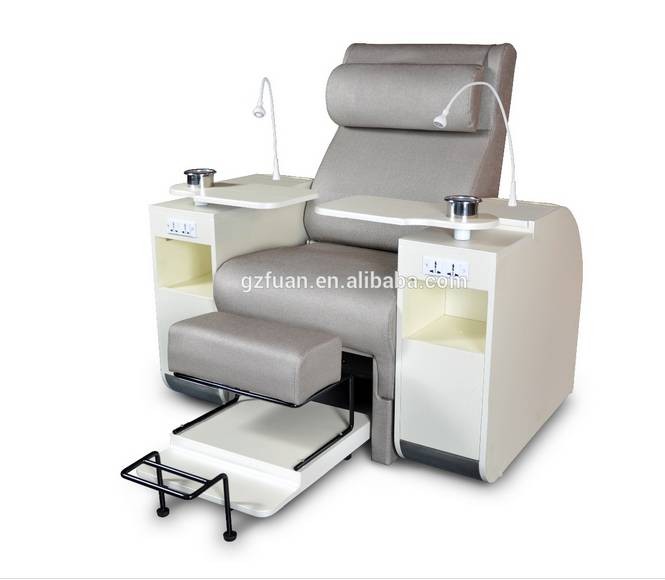 Modern luxury pedicure furniture sales cheap customer's spa massage nail salon chair for nail salon