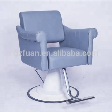 Wholesale barbershop equipment eyebrow threading chair hair cutting salon styling chair stylist chair