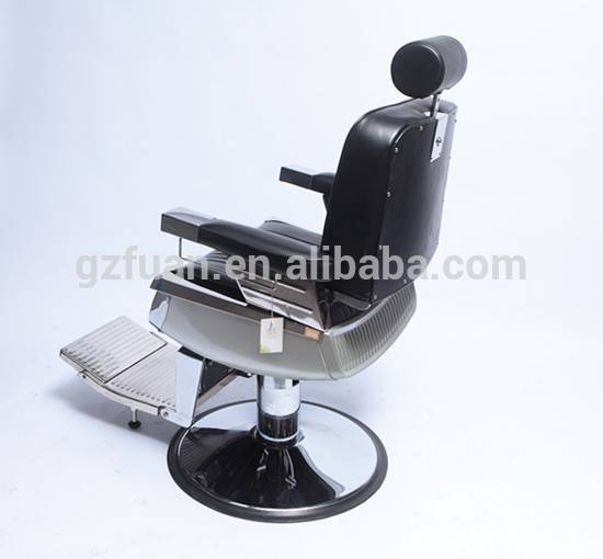 Beauty salon equipment hydraulic chinese classic antique men's reclining styling cheap barber chair for sale