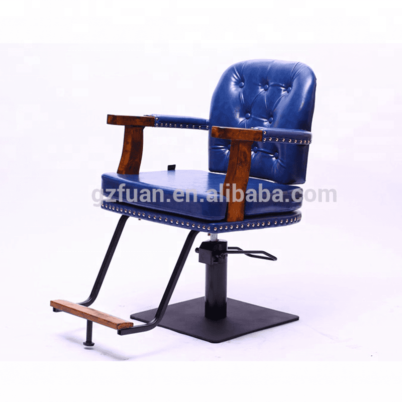 Custom barbershop equipment furniture hairdressing styling chair beauty parlor salon chair