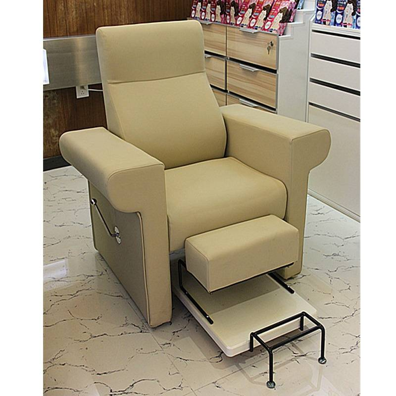 Hot sale modern luxury used pipeless foot spa nail salon spa massage chair no plumbing pedicure chair for sale