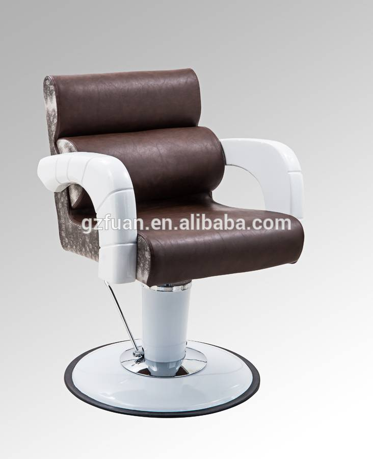 Salon furniture hairdressing supplies antique style hair cutting chairs price styling chair with fiber glass armrest MY-007-90