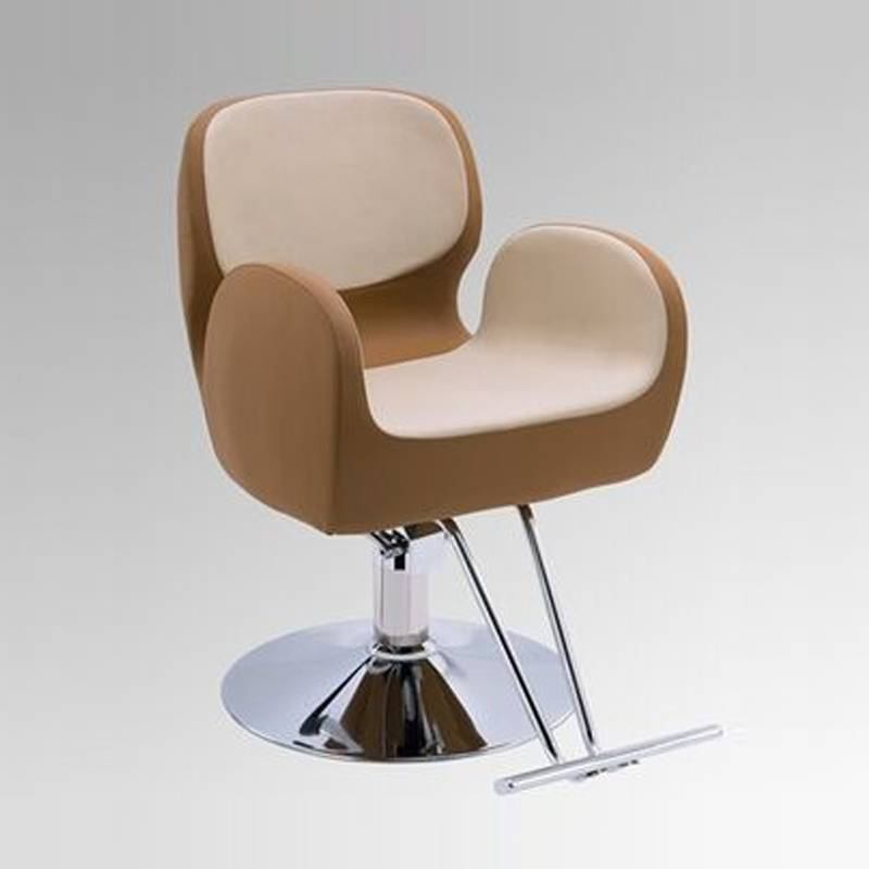 Comfortable Colored Hair Salon Chair Of Beauty Salon Equipment