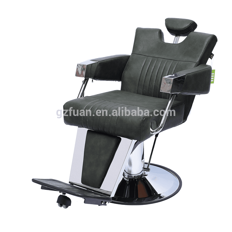 Guangzhou salon furniture manufacturer high density sponge salon hydraulic chair base