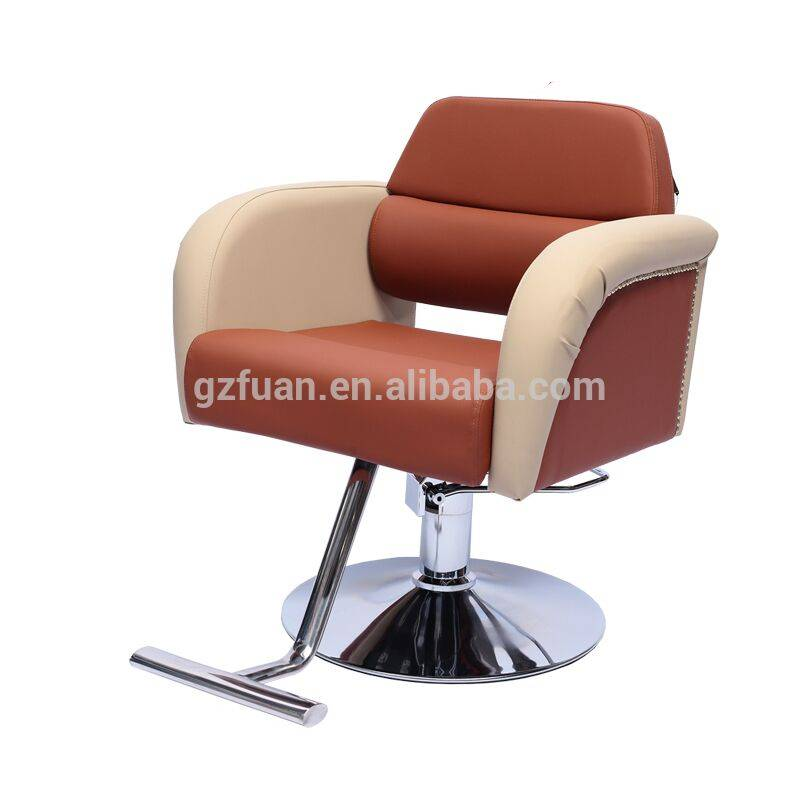 Salon furniture wholesale chinese modern hydraulic classic portable reclining chair vintage barber chair Featured Image