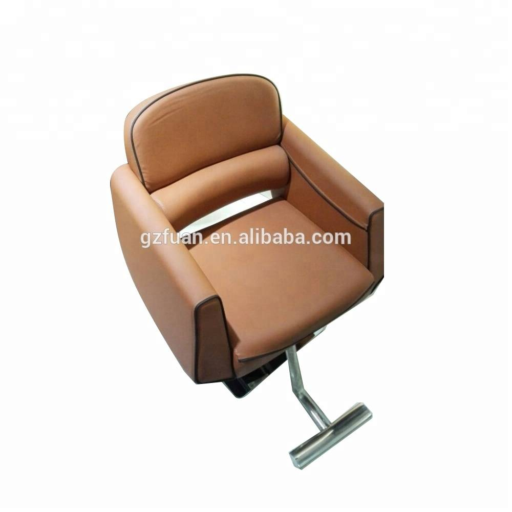 Newest hydraulic pump styling chair synthetic leather style barber shop chair