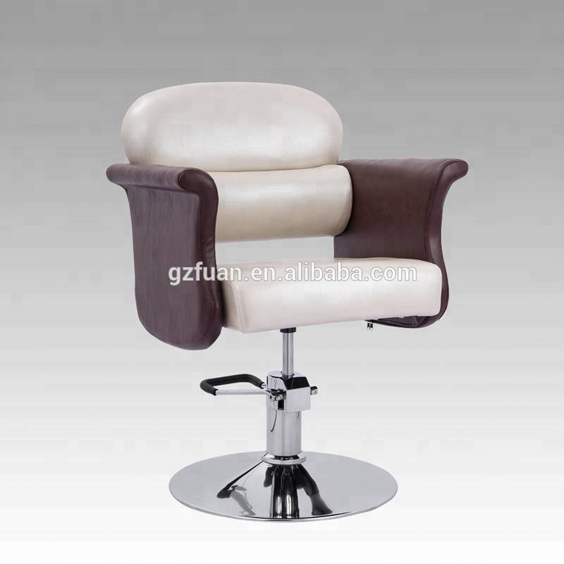 China best manufacturer direct supplying comfortable design hairdressing chair antique styled salon styling chairs