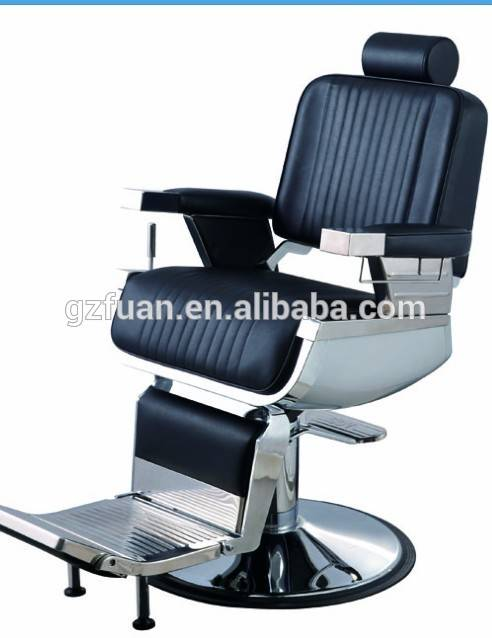 Wholesale price luxury heavy duty classic beauty salon equipment reclining hair cut chair salon styling chair for barber shop