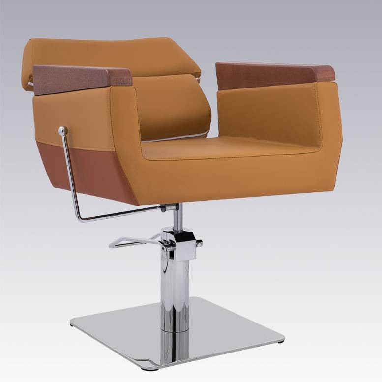 guangzhou factory cheap sale salon furniture barber chair styling units