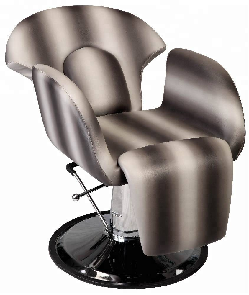 Fine PU leather hairdressing supplies beauty salon reclining hair styling cutting chair barber chair with big pump big base
