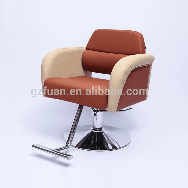 Guangzhou manufacturer portable salon chair hair cutting styling chairs for sale