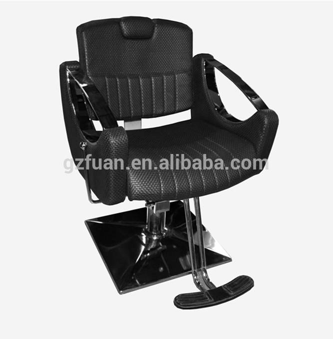 Reclining chrome base styling chair barber chair 007-88
