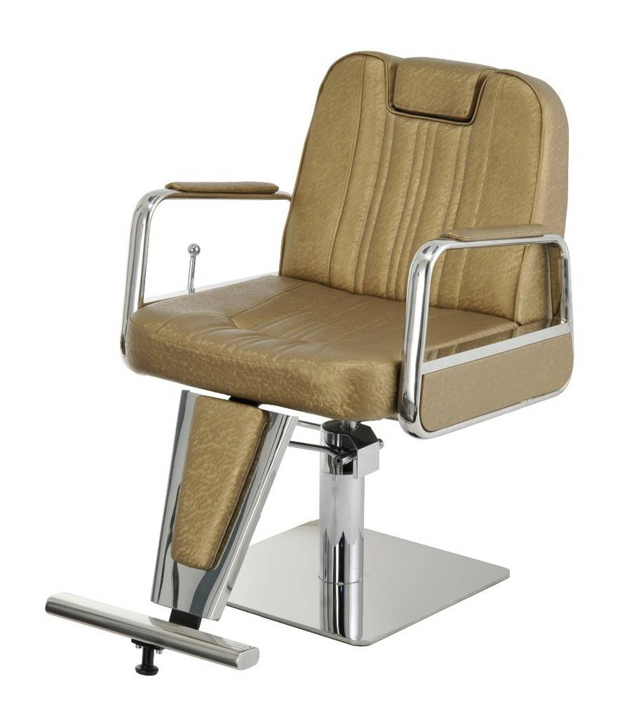 New Style Salon antique Comfortable Durable Reclining Used Barber Chair