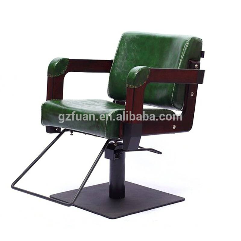 Many color option salon furniture old style reclining styling chair salon antique chair