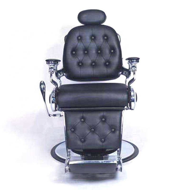 Wholesale barber shop vintage antique reclining modern vintage cheap luxury used barber chairs for sale