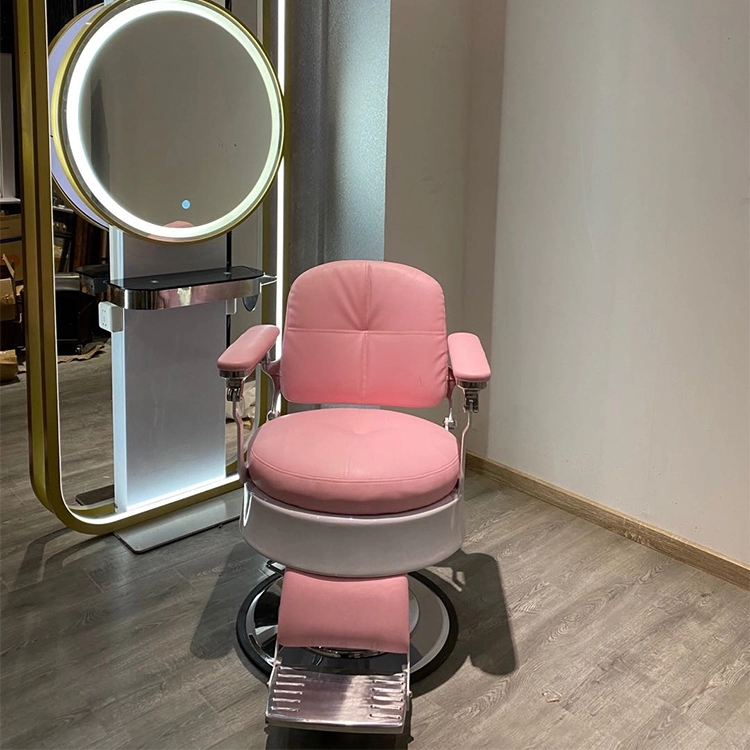Wholesale salon barber chair styling chair reclining chair for salon