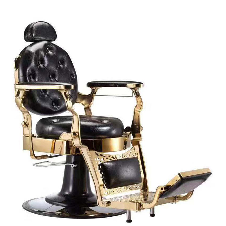 cheap salon sets barber chair men hydraulic hair salon furniture