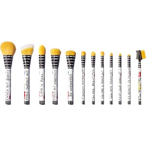 OEM graffiti makeup brushes set