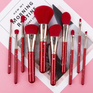 OEM makeup brushes set for Christmas