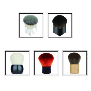 Must have customized cosmetic kabuki brush