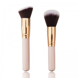 Blush brush foundation brush 2pcs