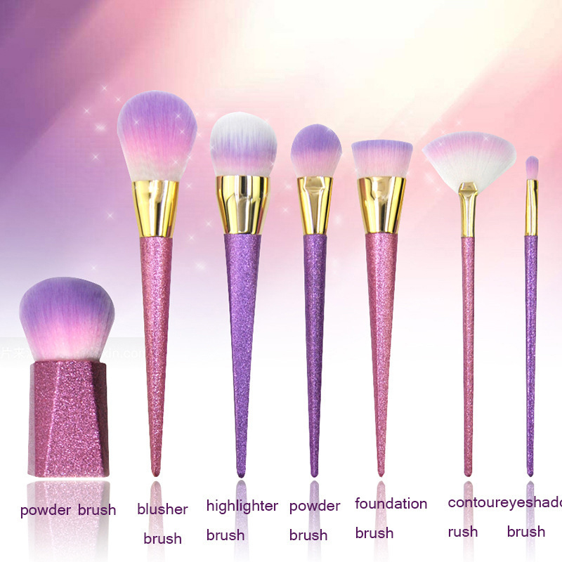 Factory supplied Goat Hair Brush Makeup -