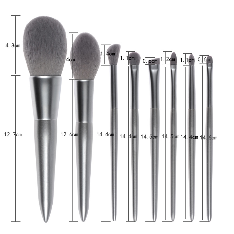 OEM manufacturer Private Label Marble Makeup Brush -