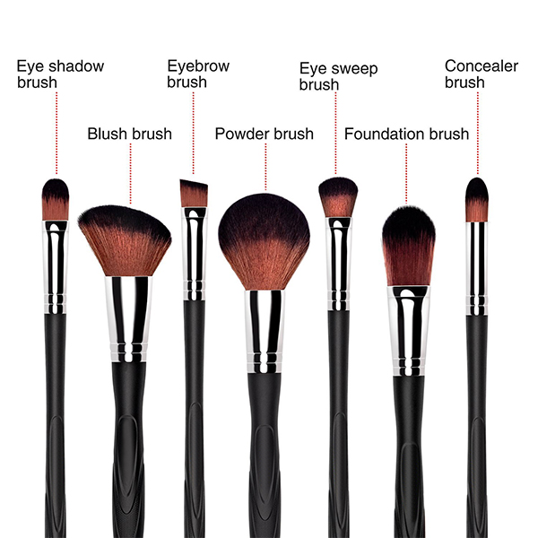 Best quality Custom Makeup Brush -