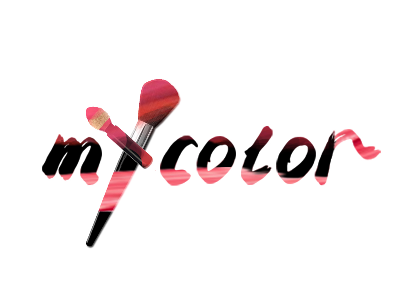 MyColor E-catalog of makeup brushes