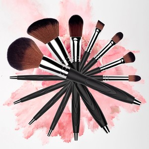 OEM New design makeup brushes set