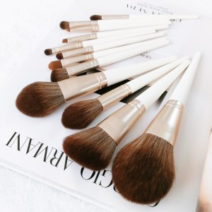 Well-designed Synthetic Makeup Brushes -