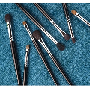 High quality eye brushes set factory