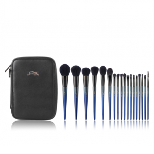 Leading Manufacturer for Silicone Makeup Brush Set -