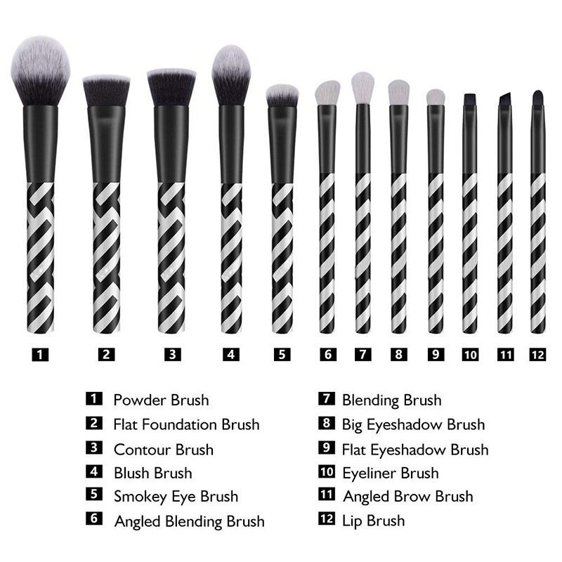 Manufacturer for High Quality Brush Makeup -