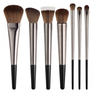 Quality Inspection for Luxury Vegan Makeup Brush Set -