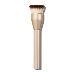 Private label flat blush brush