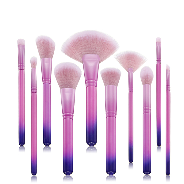 Professional Ombre Makeup Brushes Set