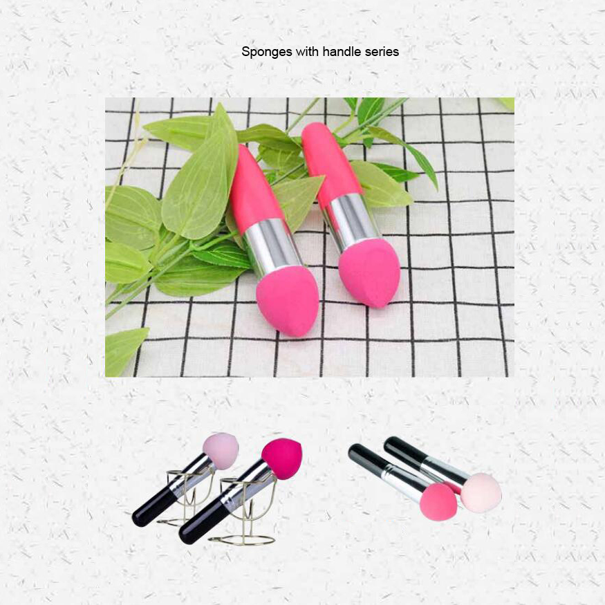 8 Year Exporter Natural Makeup Brush Set -