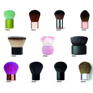 Factory making Designer Makeup Brush Sets -