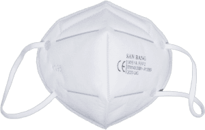 Instock Medical KN95 disposable face mask for protecting coronavirus