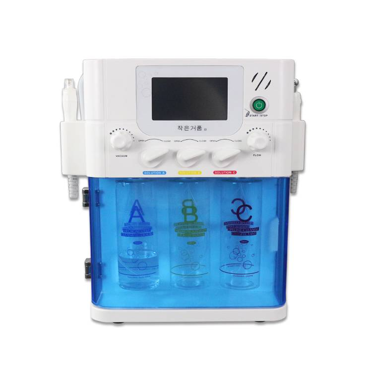 2019 HOT Sale Aqua Peel Facial Clean Water Jet Cleaning Machine Featured Image