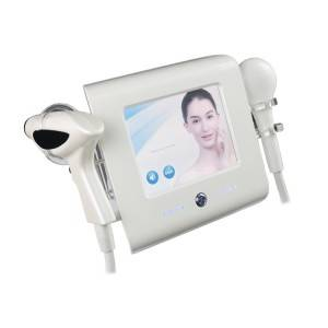 2019 New Products Lift Focused RF Skin Tightening Facial Wrinkle Removal Machine For Beauty Salon Use