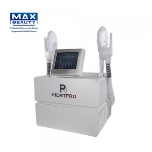 High Intensity HIEMT Electromagnetic EMS Machine