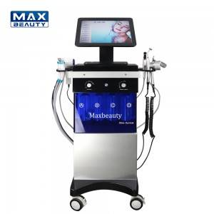 Hydrafacial Cosmetic Machine 12 in 1 Multifunction Facial Machine for beauty salon