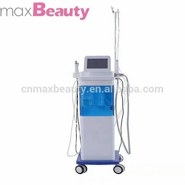 Maxbeauty diamond dermabrasion water dermabrasion and Jet peel & oxygen jet system Multifunction for Skin care
