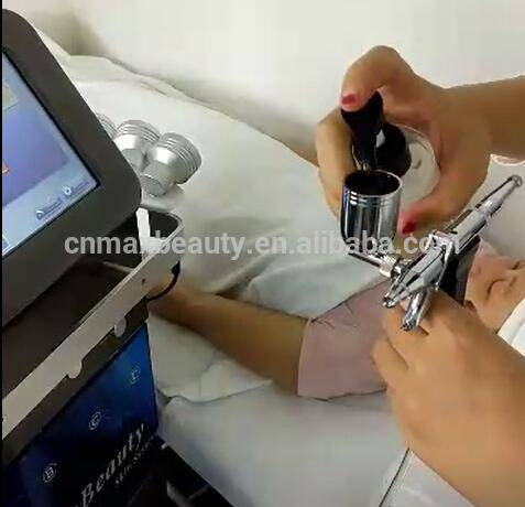 Factory direct Advanced drive Technology water Oxygen Jet Peel Facial Diamond Dermabrasion pdt Beauty Machine