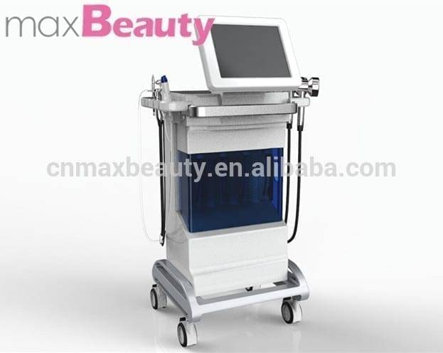 Low price multifunction photon led skin rejuvenation fine mist sprayer diamond dermabrasion equipment auqa peel facial machine