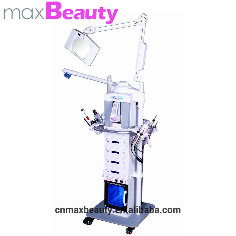 Max beauty 19 IN1 machine bank for facial salon-M-1901